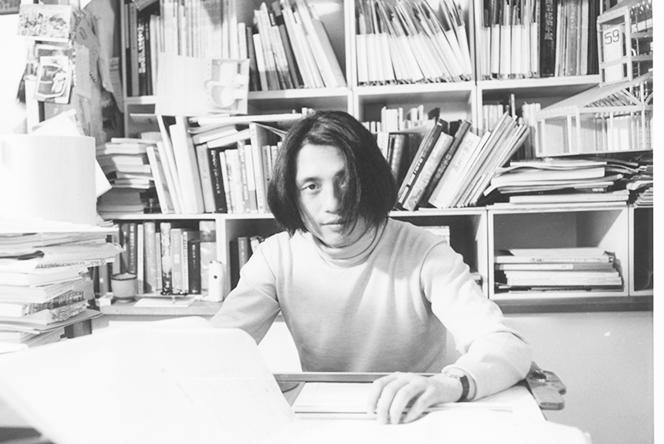 1969年, 大阪で事務所をスタートした28歳の時