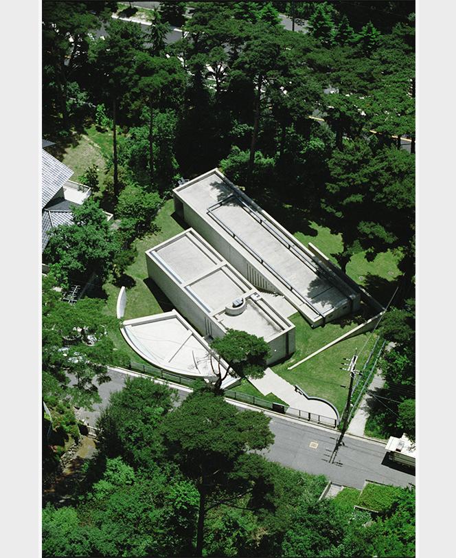小篠邸, 兵庫県芦屋市, 1981/1984年
