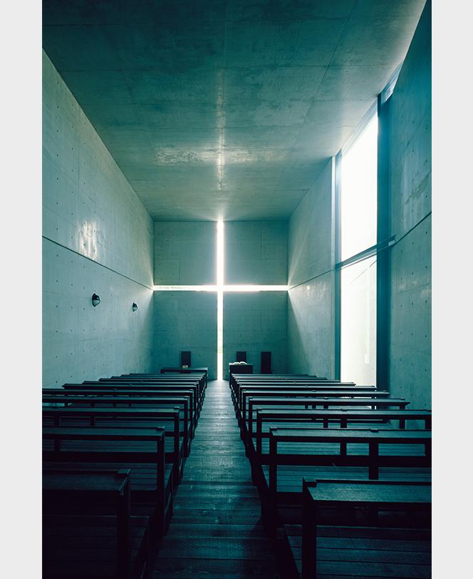 光の教会, 大阪府茨木市, 1989年